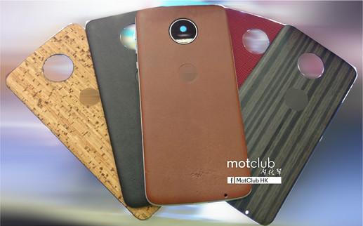 Dengan StyleMods, Motorola Moto Z Bisa Gonta-Ganti Cover Belakang