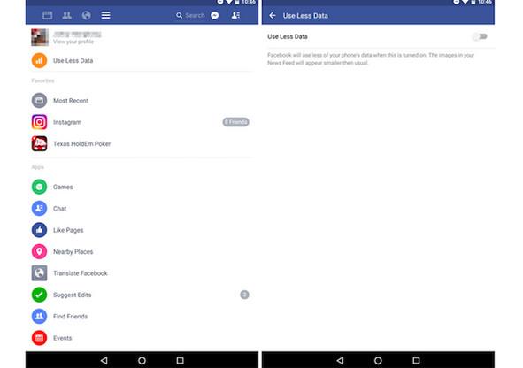 Facebook Bakal Tambahkan Fitur Hemat Data di Aplikasi Android-nya