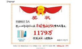 Huawei Honor 5A Kantongi 11 Juta Pendaftar