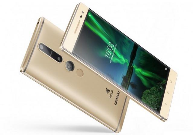 Lenovo Phab2 Pro, Ponsel Tango Pertama Diluncurkan