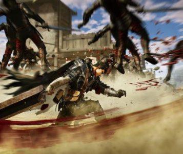 Lihat Screenshot Awal <em>Berserk</em> Dari Koei Tecmo
