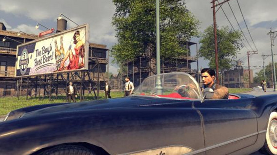 Mafia 2 Dirilis Ulang di Steam
