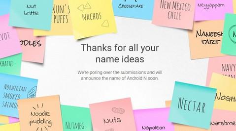 Nama Resmi Android N Diumumkan Beberapa Minggu Lagi