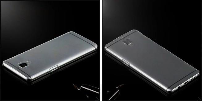 OnePlus 3 Berbungkus Case Transparan Terlihat Lagi 2