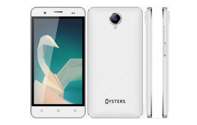 Oysters SF, Ponsel Terbaru Sailfish OS