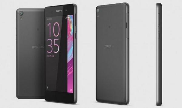Resmi, Sony Xperia E5 Dibekali Kamera 13MP