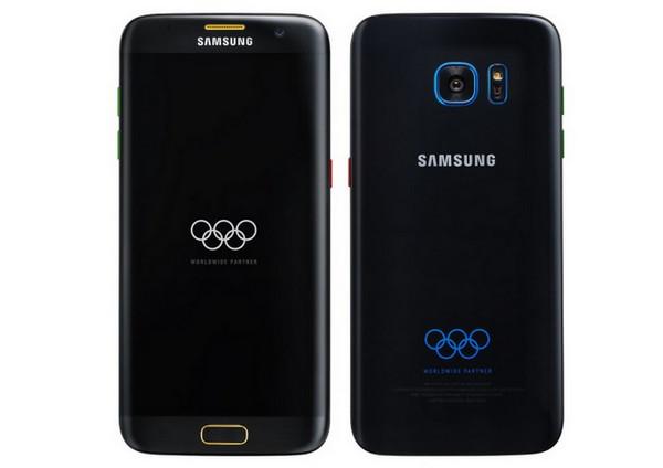 Samsung Galaxy S7 Edge Olympic Edition Akan Diungkap Minggu Depan