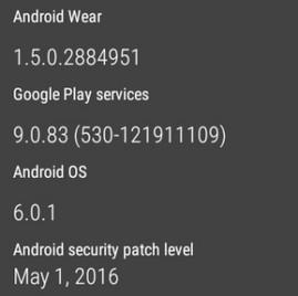 Samsung Gulirkan Update Minor Untuk Gear Live