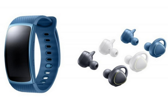 Samsung Umumkan Gear Fit 2 dan Gear IconX