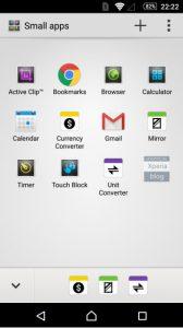 Small Apps di Sony Xperia X Hilang Kemana 1