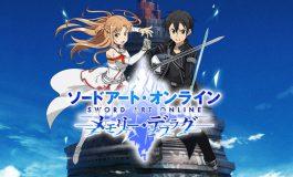 <em>Sword Art Online: Memory Defrag</em> untuk Smartphone Diumumkan