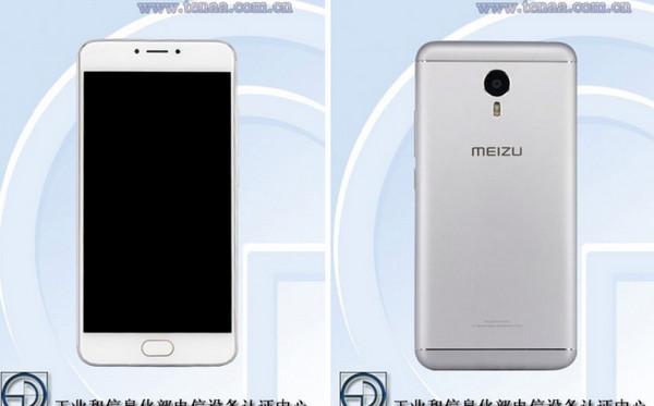 TENAA Umbar Spesifikasi Meizu Metal 2