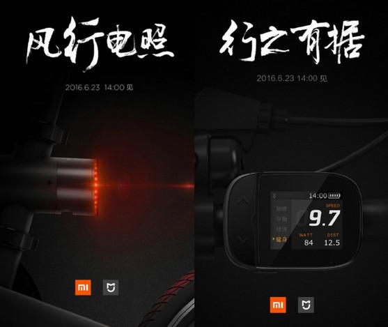 Xiaomi Mi Smart Bike