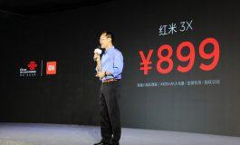 Xiaomi Redmi 3X, Saudara Kembar Redmi 3S Diumumkan