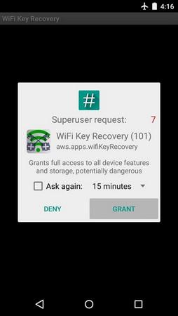 Cara Mengetahui Password Wifi dan Melihatnya di Android 2