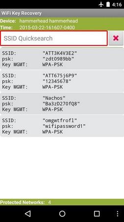 Cara Mengetahui Password Wifi dan Melihatnya di Android 3