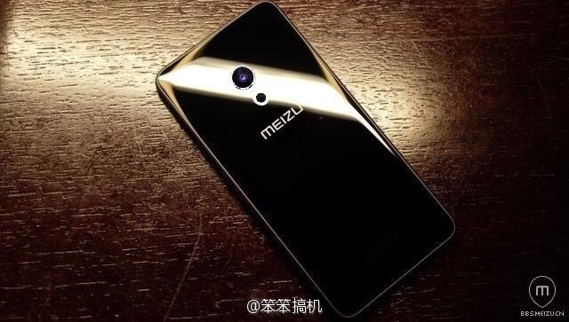 Gambar Ponsel Ini Diduga Meizu Pro 7