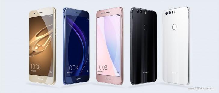 Huawei Honor 8 Diperkenalkan dengan Tiga Varian Berbeda 2