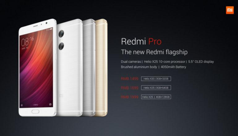 Ini Harga Xiaomi Redmi Pro untuk Ketiga Varian