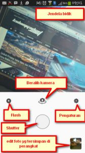 Navigasi App Prisma