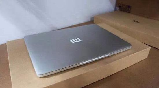 Notebook Xiaomi Mirip MacBook Pro