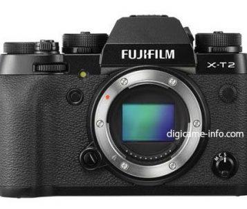 Sekumpulan Gambar Fujifilm X-T2 Bocor!