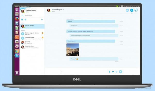 Skype Baru untuk Linux Bawa Antarmuka Lebih Segar