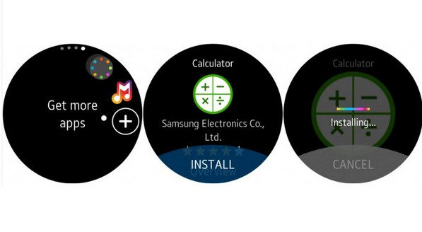 Update Mayor Samsung Gear S2 Digulirkan