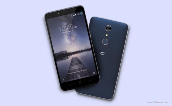 ZTE Luncurkan Zmax Pro Berprosesor Snapdragon 617