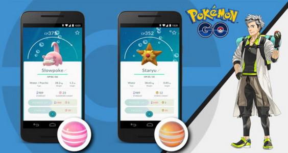 Apraisal, Fitur Baru di Update Pokemon Go Mendatang