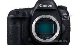 Bocornya Foto dan Spesifikasi Canon EOS 5D Mark IV