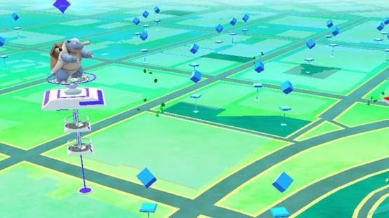Cara Menaikkan Level Gym Pokemon Go