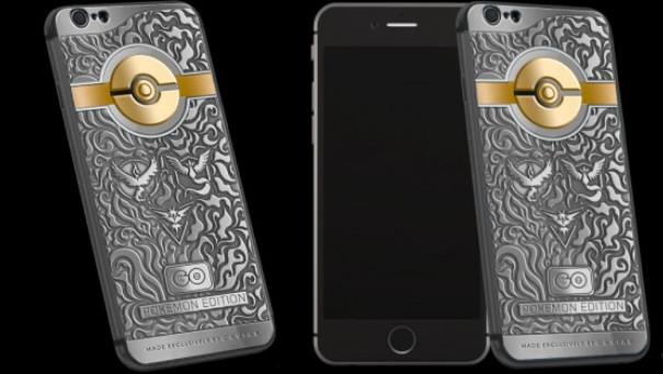 Caviar Luncurkan iPhone 6s Pokemon Go Seharga Rp 35 Juta