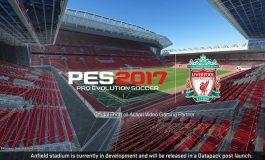 Demi PES 2017, Liverpool FC & Konami Jadi Mitra