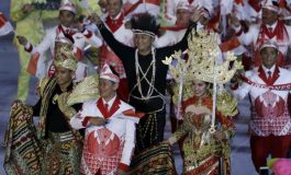 Di Rio 2016, Baju Kostum Olimpiade Indonesia Tuai Pujian Media Asing