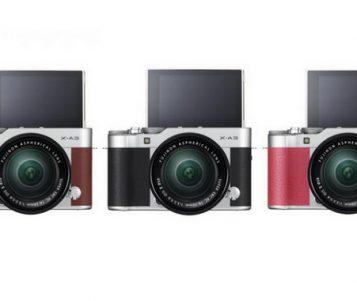 Fujifilm X-A3 Diluncurkan Seharga Rp 8 Juta, Dipastikan Masuk Indonesia