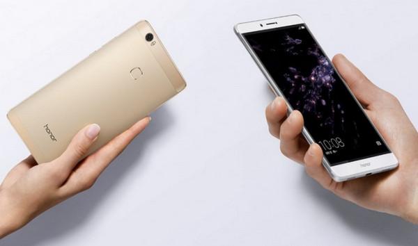 Huawei Honor Note 8 Diluncurkan dengan Layar AMOLED Quad HD 6,6 Inci