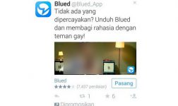 Iklan LGBT di Twitter Bikin Netizen Resah