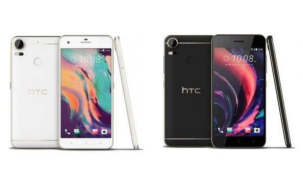 Ini Render Pers HTC Desire 10 dalam Resolusi Tinggi