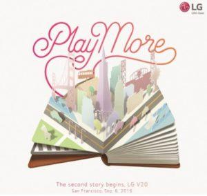 LG V20 Akan Rilis 6 September