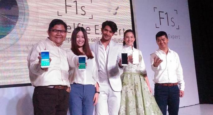 "Launching Oppo F1s, Si ""Selfie Expert"" Kini Resmi di Indonesia"