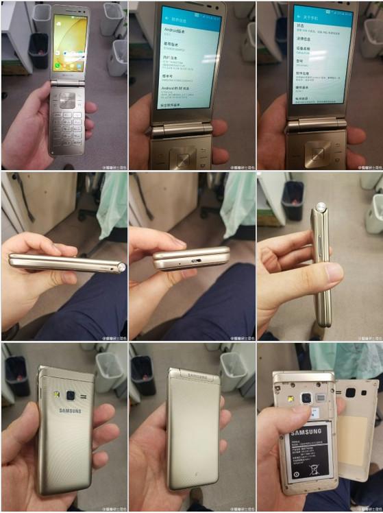 Munculnya Foto Nyata Wujud Samsung Galaxy Folder 2 1 2