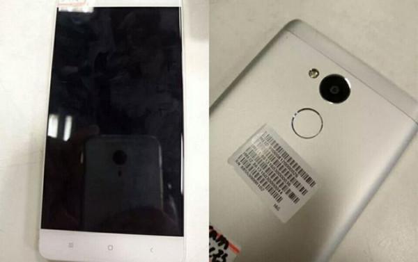 Munculnya Gambar Xiaomi Redmi 4