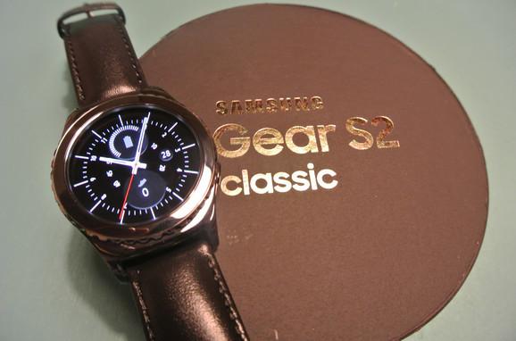 "Penerus Samsung Gear S2 Bakal Punya Versi ""Classic"""