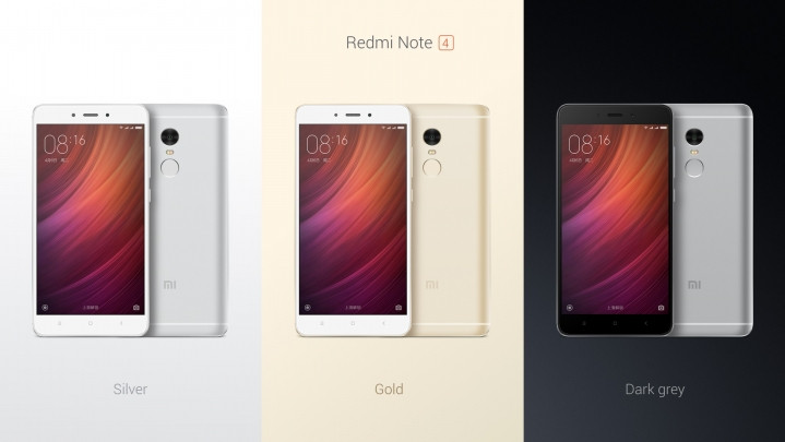 Resmi! Ini Spesifikasi & Harga Xiaomi Redmi Note 4 2