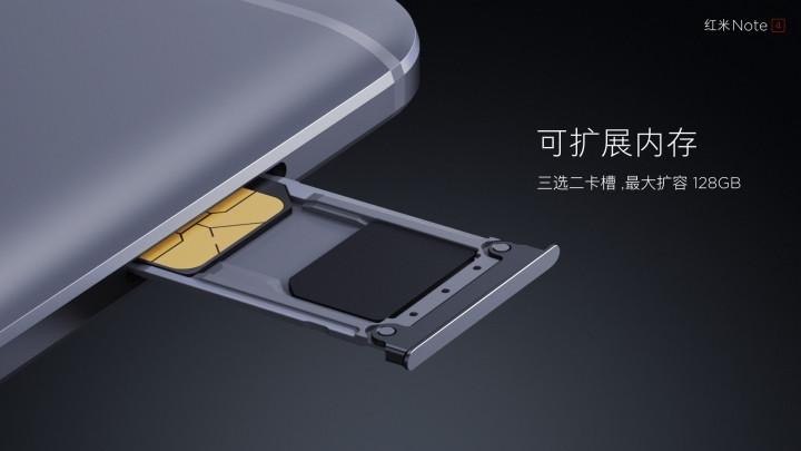 Resmi! Ini Spesifikasi & Harga Xiaomi Redmi Note 4 5