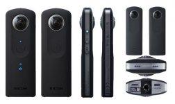 Ricoh Theta 360, Kamera yang Digunakan Untuk Menyiarkan Upacara HUT RI ke-71