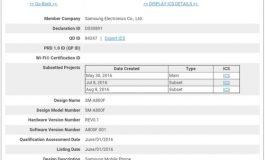 Samsung Galaxy A8 (2016) Sudah Disertifikasi Bluetooth