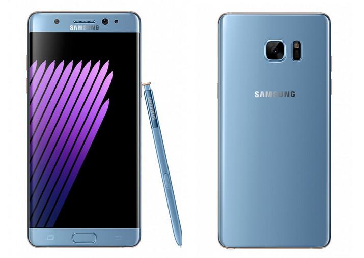 Inilah Spesifikasi Samsung Galaxy Note 7, Lengkap!