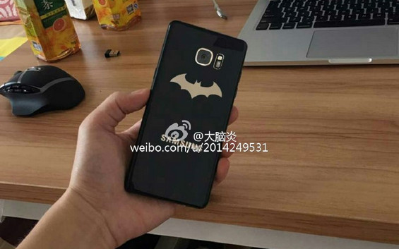 Seperti Galaxy S7 Edge, Samsung Galaxy Note 7 Mungkin Bakal Hadir dalam Versi 'Injustice'